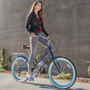 image of the best selling 7 speed commuter bike available on Amazon.com